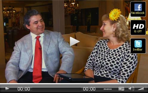 Dr. Quiroz interview with Bariatric TV Dr. Quiroz interview with Bariatric T