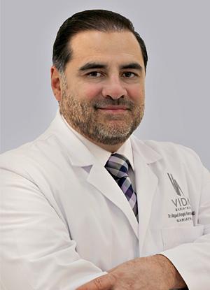 Dr. Alessandrini of VIDA Bariatrics Tijuana