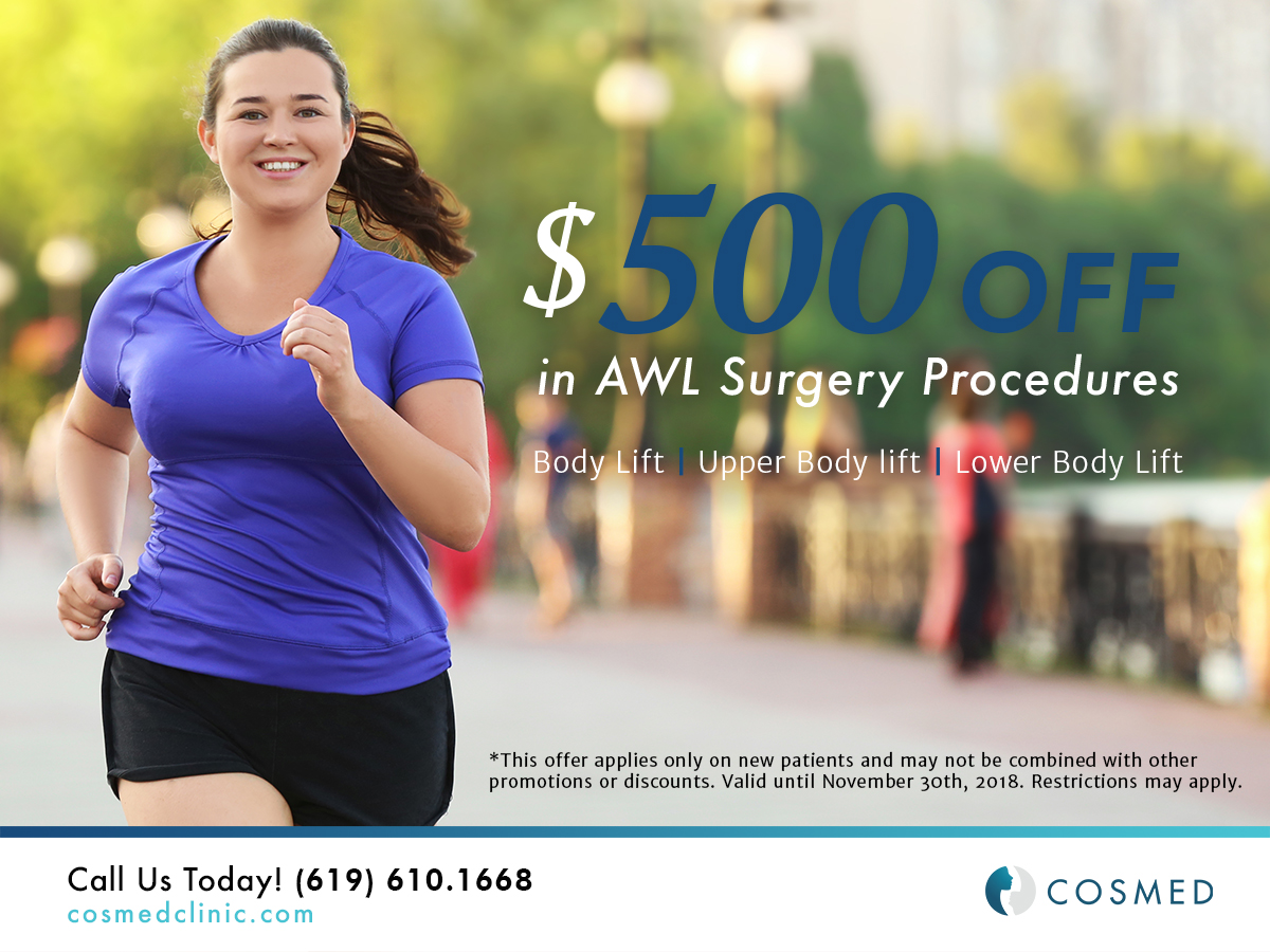 excess skin surgery promotion