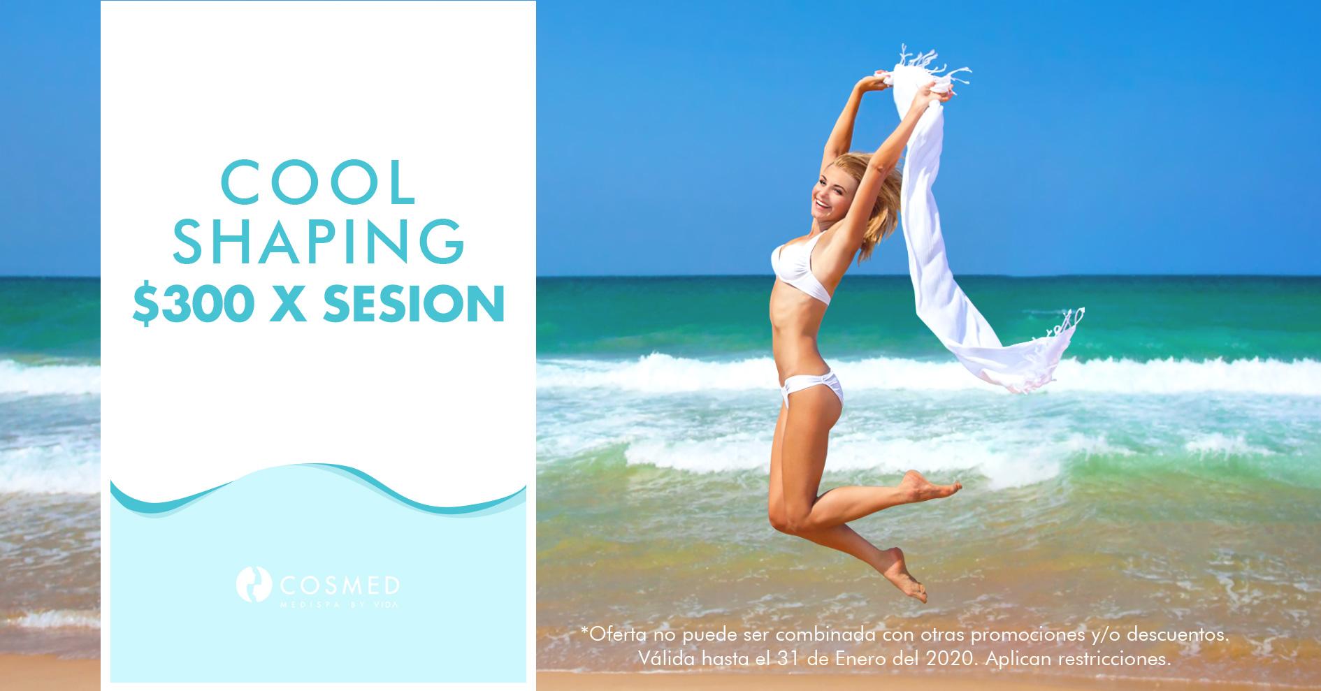 Coolshaping, belleza, contorno corporal, piel, tratamiento