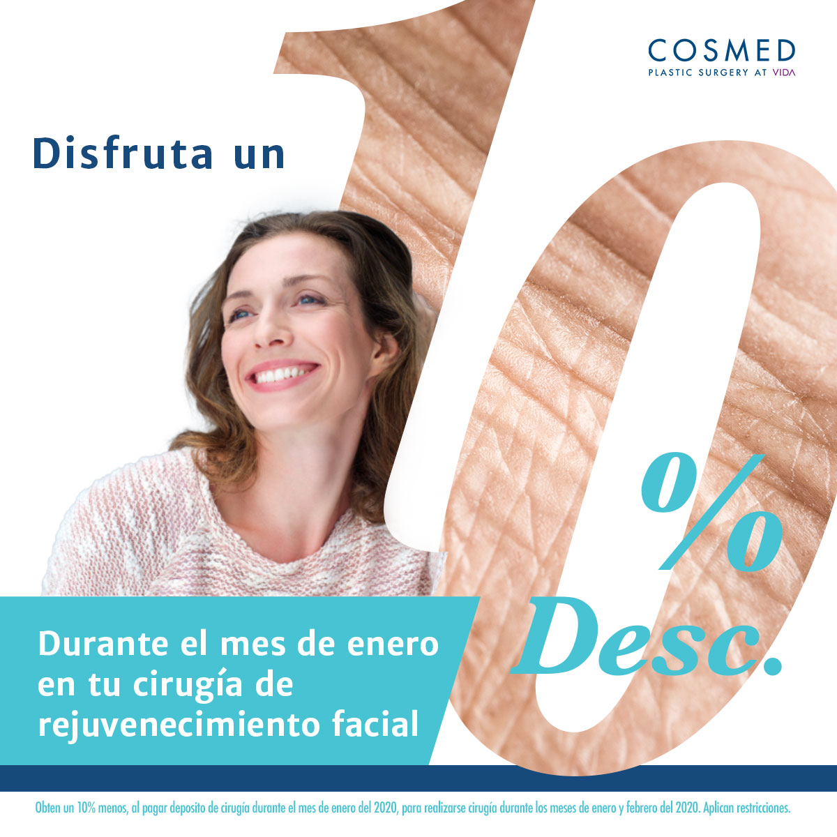 rejuvenecimiento facial tijuana promocion enero 2020