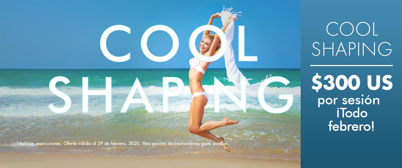 Coolshaping, belleza, contorno corporal, tratamiento, embellecimiento